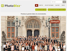 Tablet Preview of photobizz.be